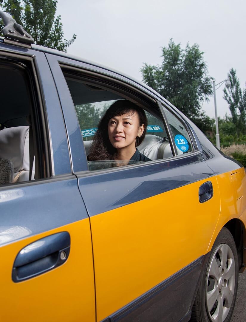 Jean Liu, DiDi