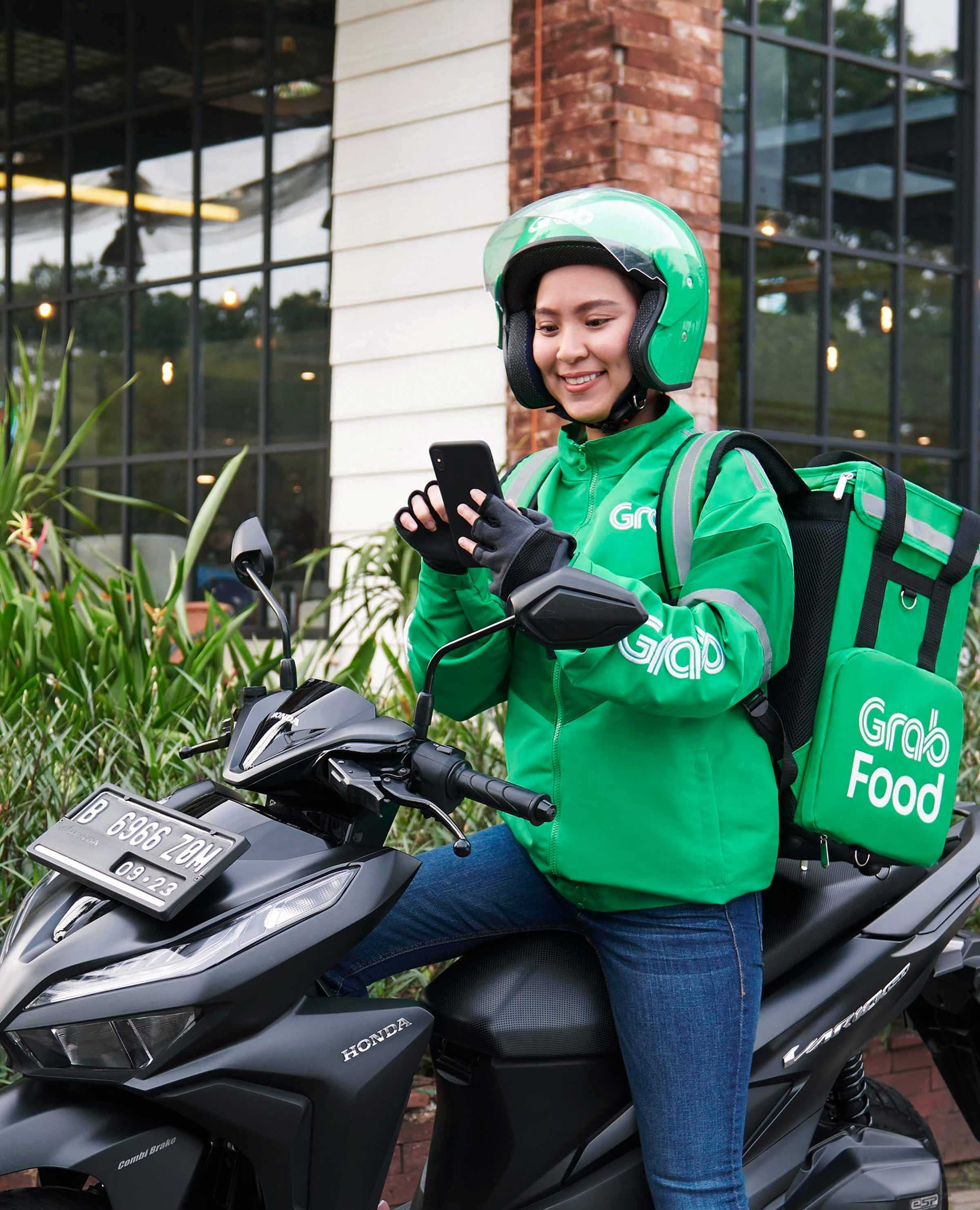SoftBank Vision Fund Grab Delivery